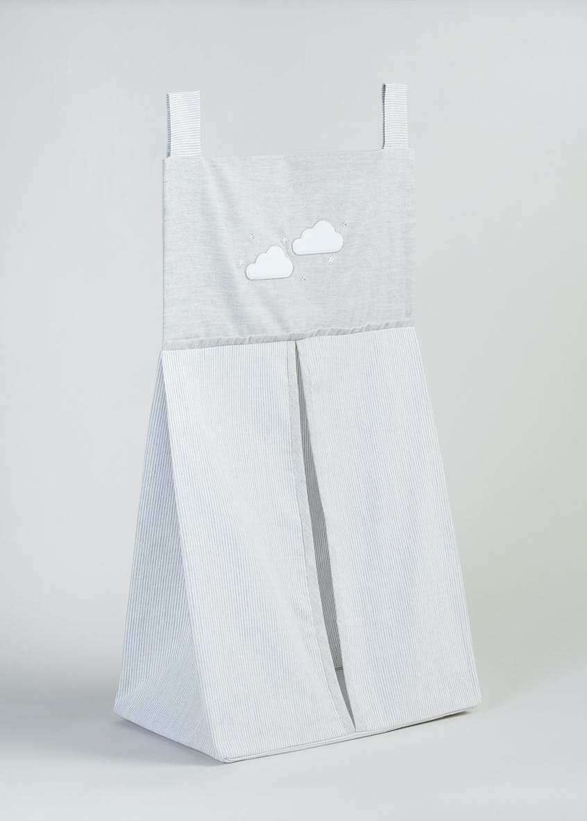 Unisex Cloud Nappy Stacker (One Size)