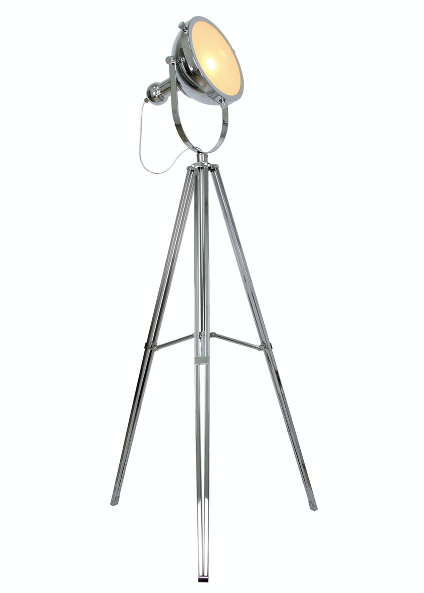 Rex Camera Tripod Floor Lamp (H149cm x W76cm)