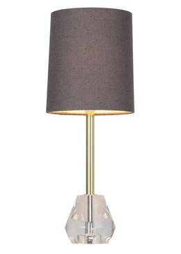Alba Table Lamp (H42cm x W16cm)