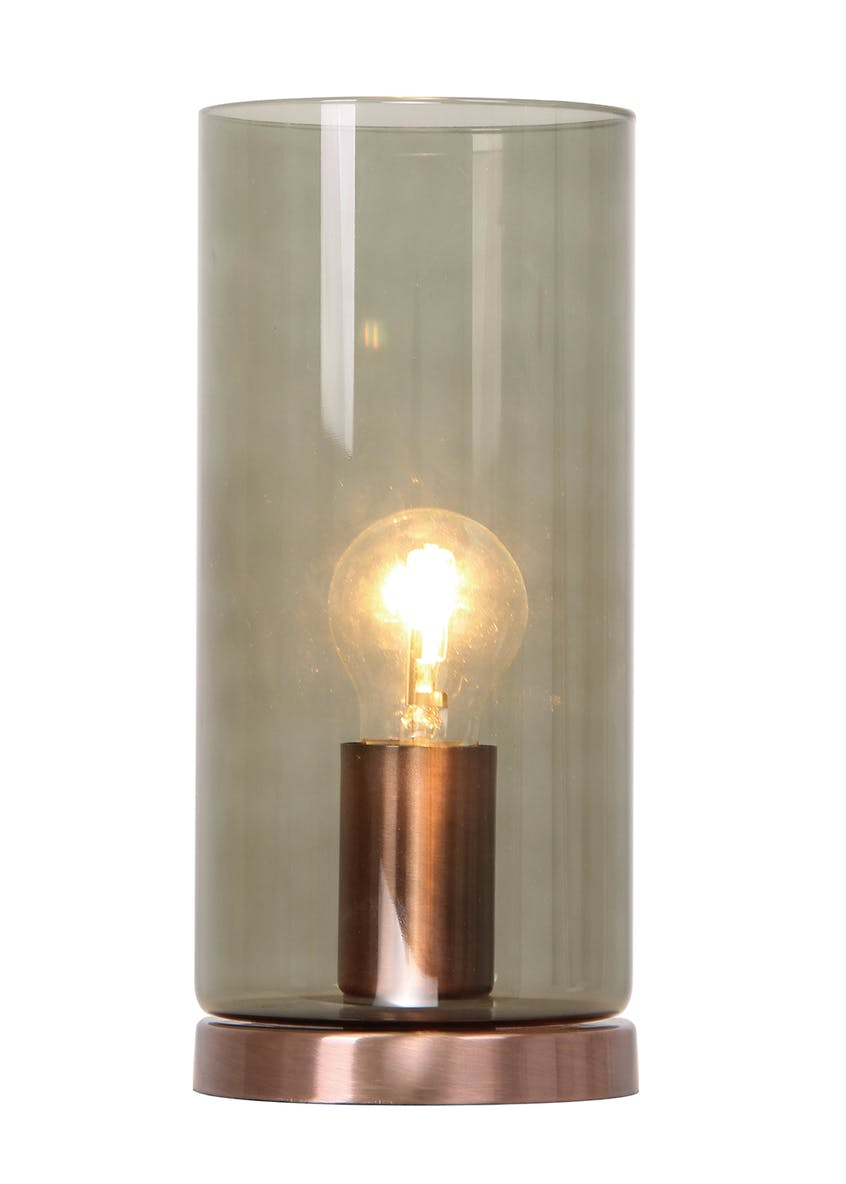 Griffin Copper Table Lamp (H27cm)
