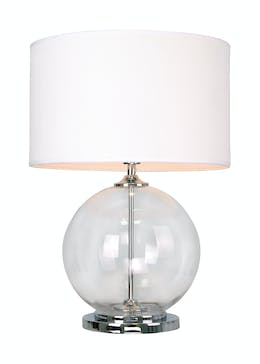 Cambridge Small Table Lamp (H44cm x W30cm)