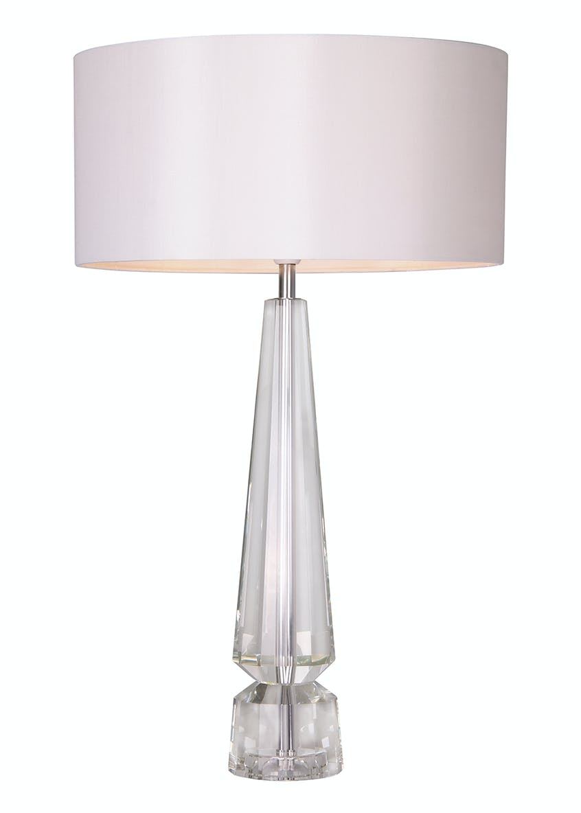Lancaster Large Table Lamp (H63cm x W38cm)