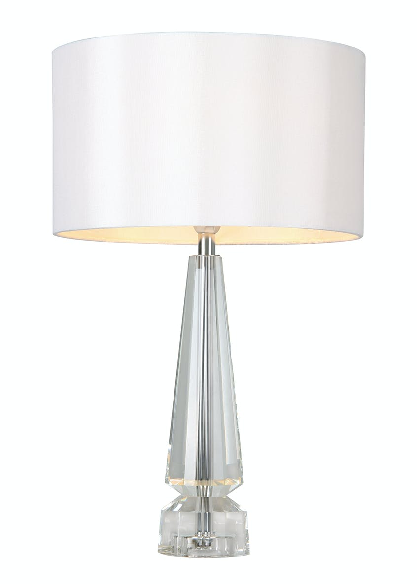 Lancaster Small Table Lamp (H45cm x W28cm)
