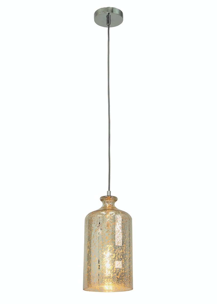 Willet Pendant Light (H100cm-50cm x W16cm)