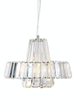 Hatton Pendant Light (H120cm-60cm x W41cm)