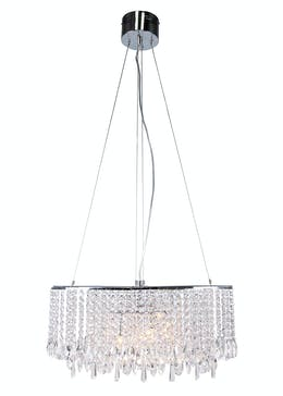 Cavendish Pendant Light (H112cm-55cm x W54cm)