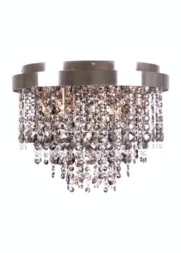 Opulence Large Flush Light (H30cm x W45cm)
