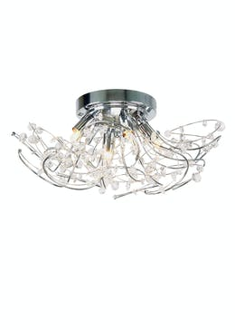 Osterley Flush Light (H18cm x W40cm)