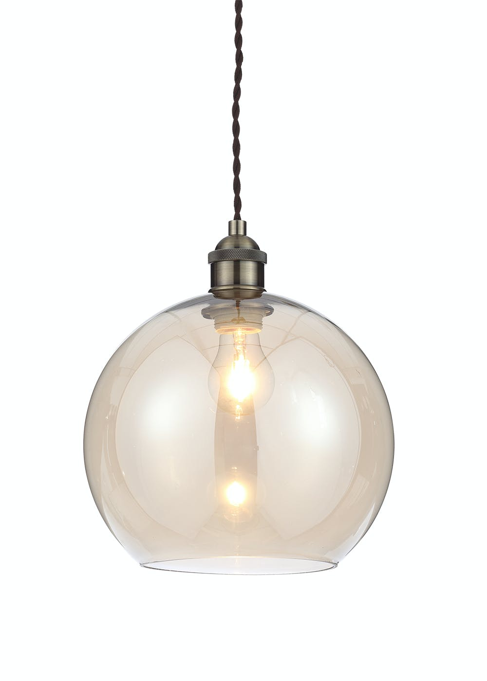Gaspra Glass Pendant Light