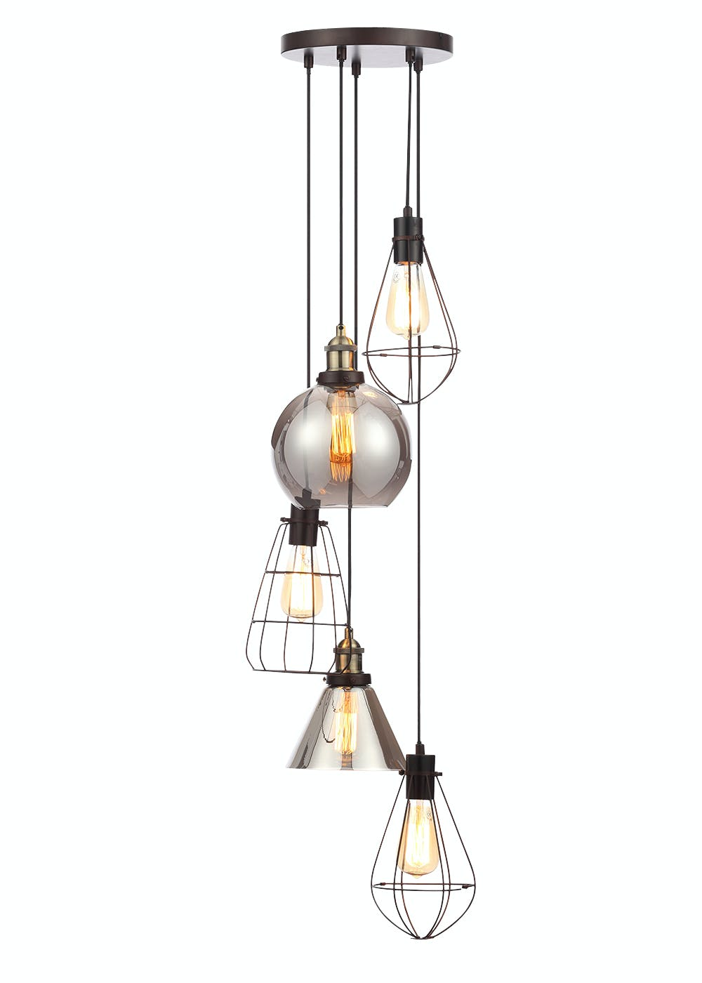 loft fixture brass pendant glass lights fitting modern industrial christmas permo lamps vintage lamp in from retro decorations bronze item light for antique ceiling luminaire home