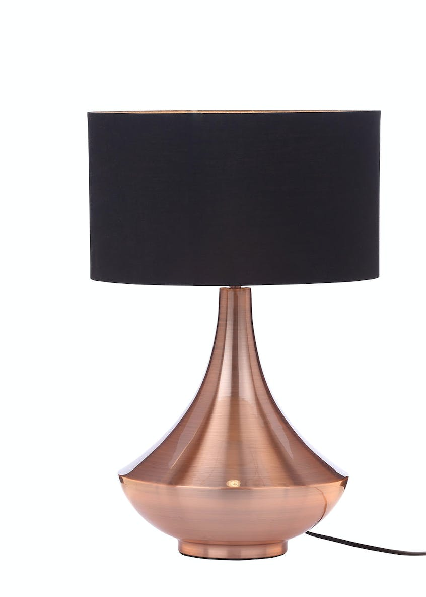 Phoebe Metal Table Lamp (H52cm x W27cm)