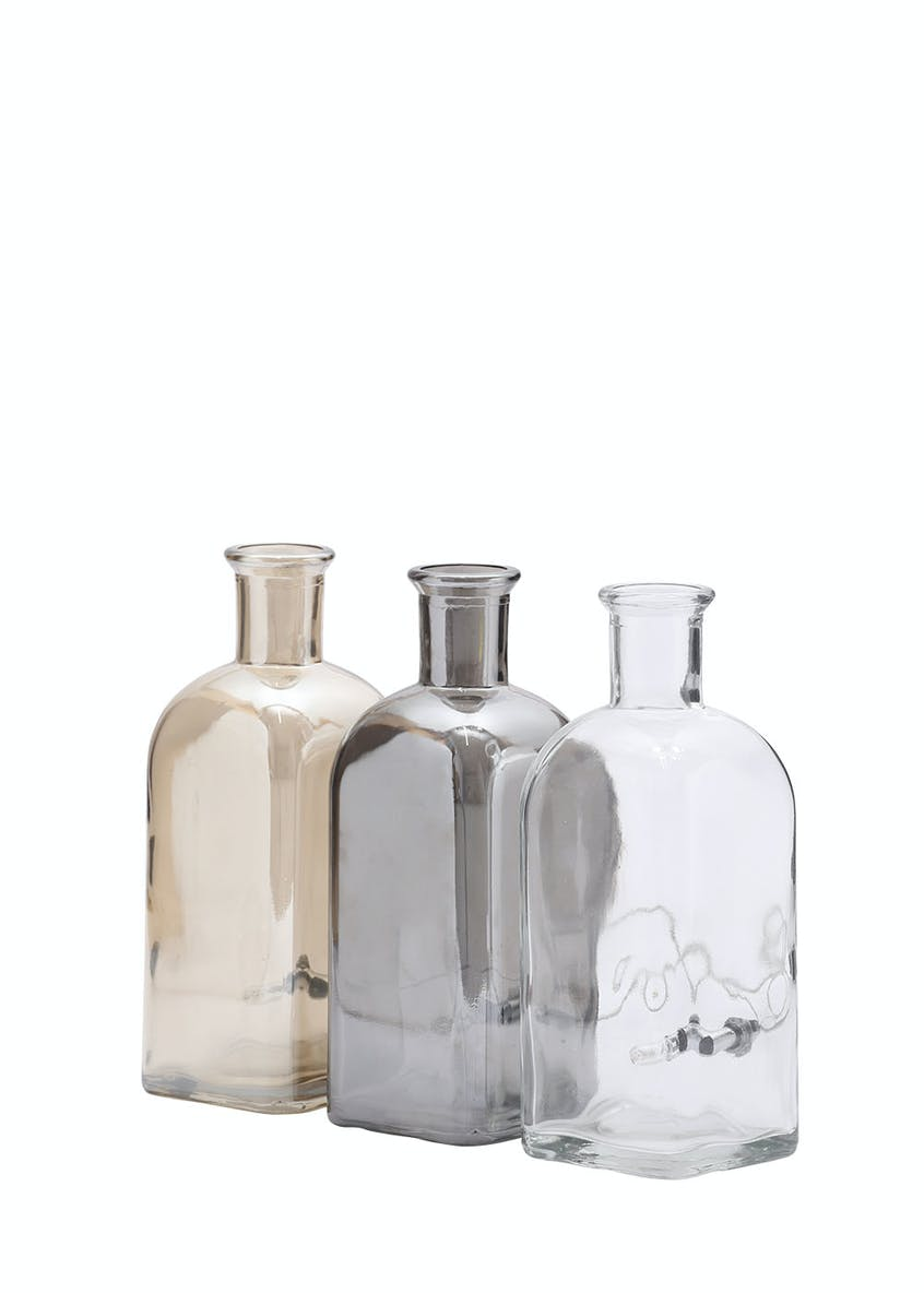 Pandora Bottle Lamps (H26cm x W12cm)