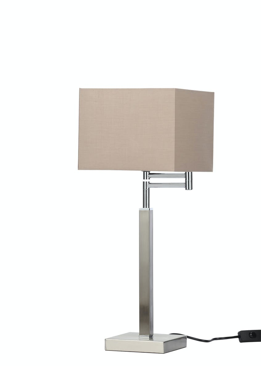 Prometheus Table Lamp (H57cm x W23cm)