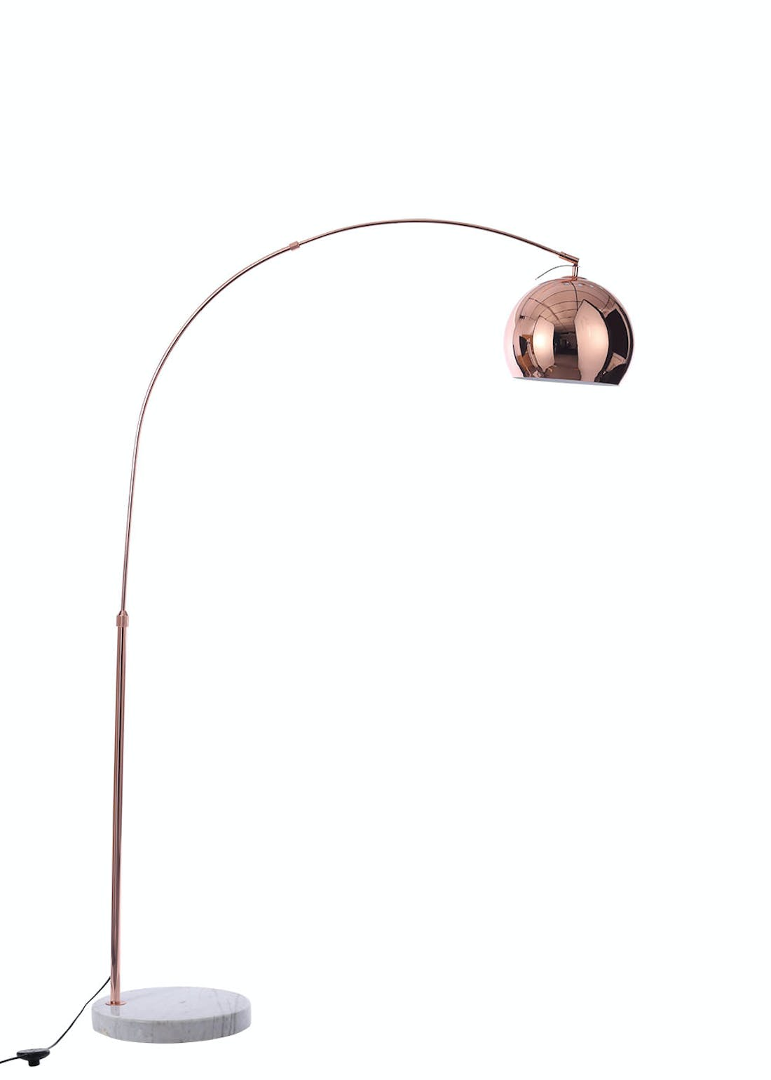 Helene Arc Floor Lamp (H170cm x W35cm)