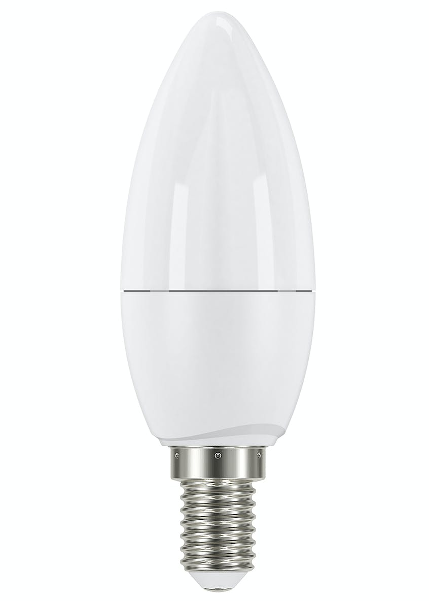 LED E14 Warm Candle Bulb (5.9W)