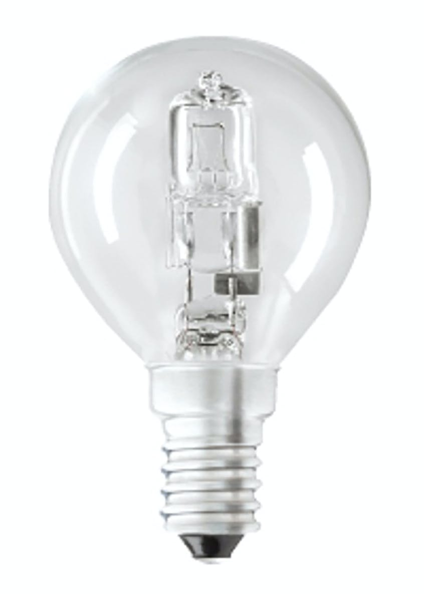 2pk Eco-Hal E14 Dimmable Warm Bulbs (33W)