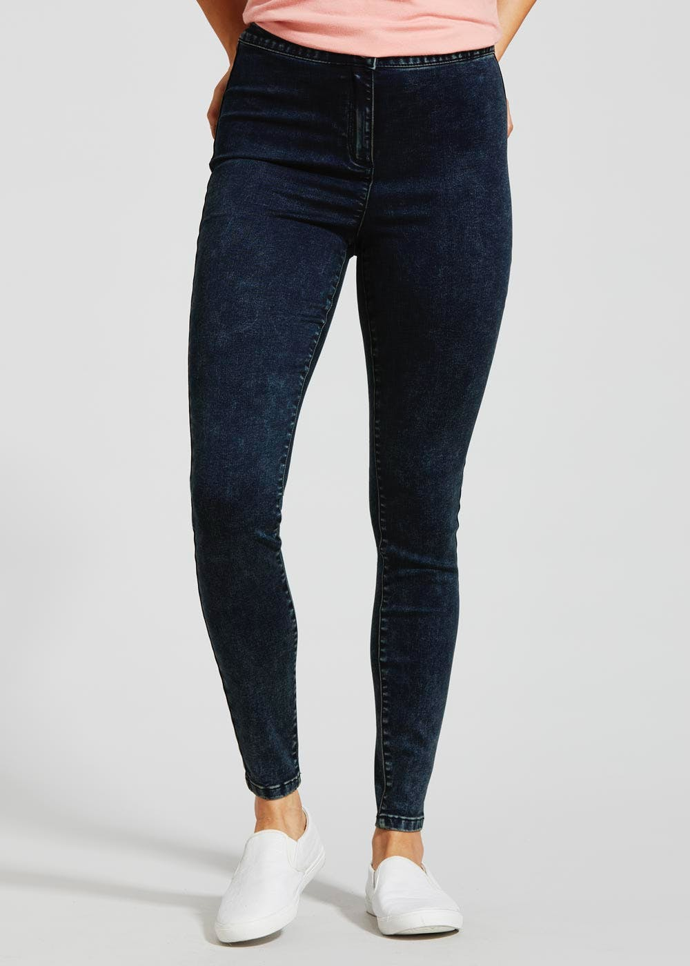 new appearance outlet online temperament shoes Jessie High Waisted Jeans – Navy – Matalan