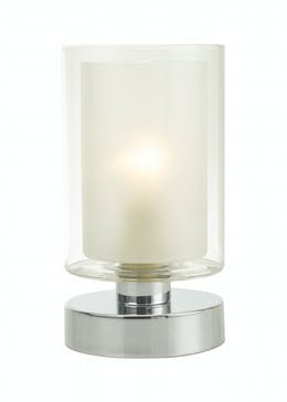 Jacob Touch Lamp (H19cm x W10cm)