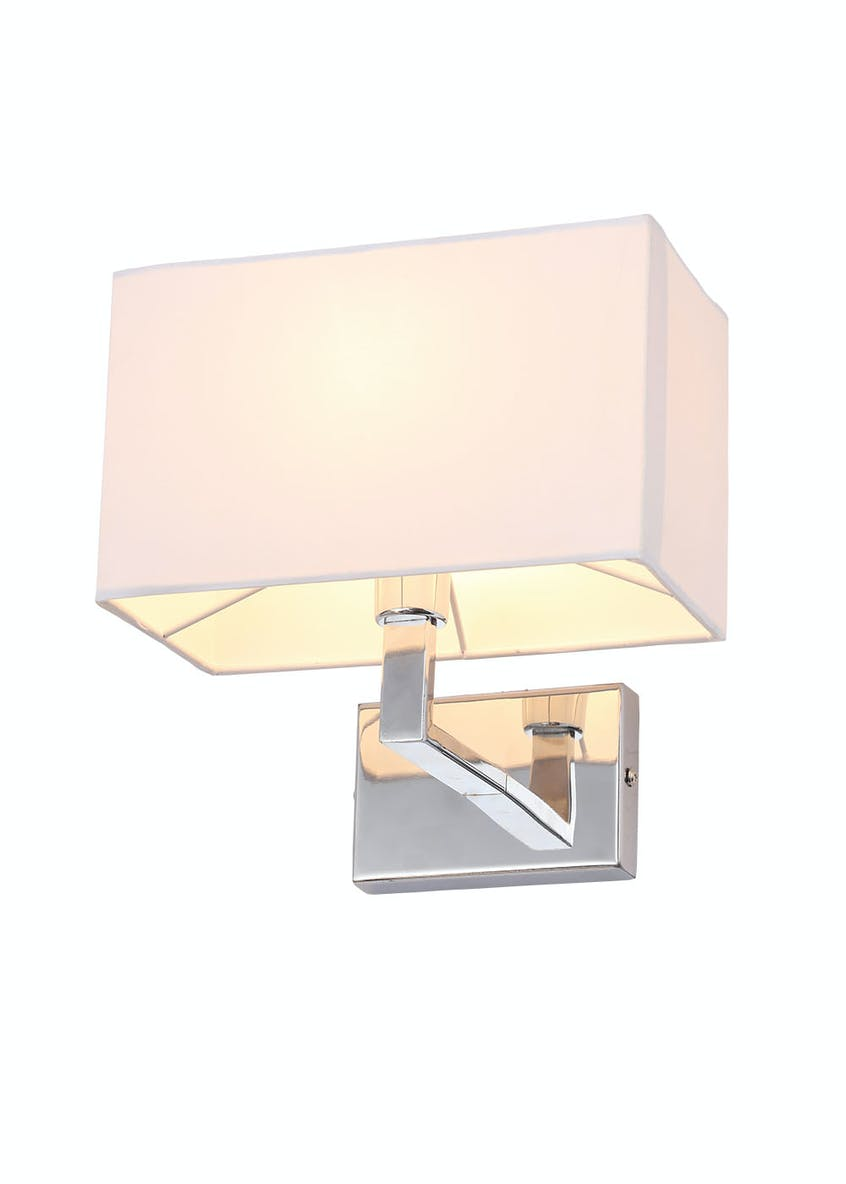 Pallene Single Arm Wall Light (H22cm x W23cm)