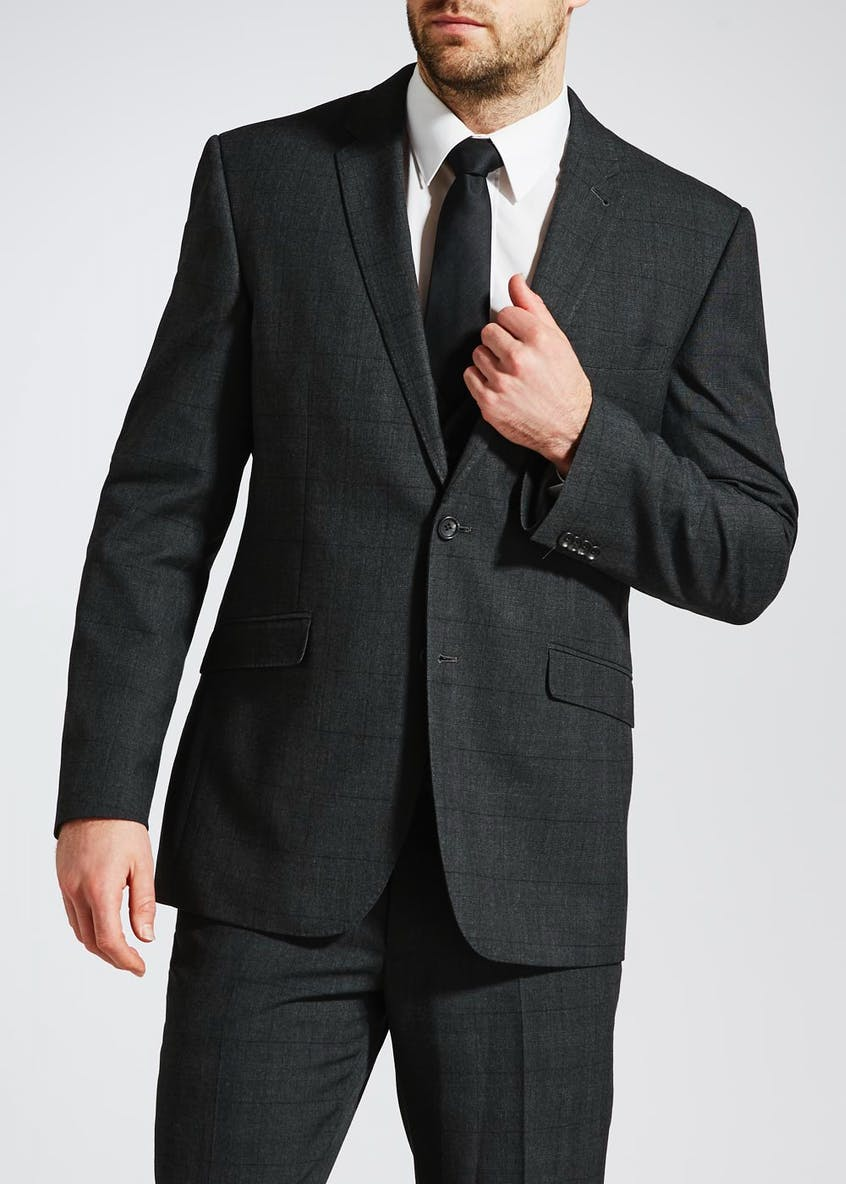 Presley Tailored Fit Suit Jacket