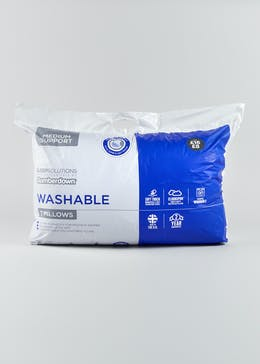 Slumberdown Washable Pillow Pair