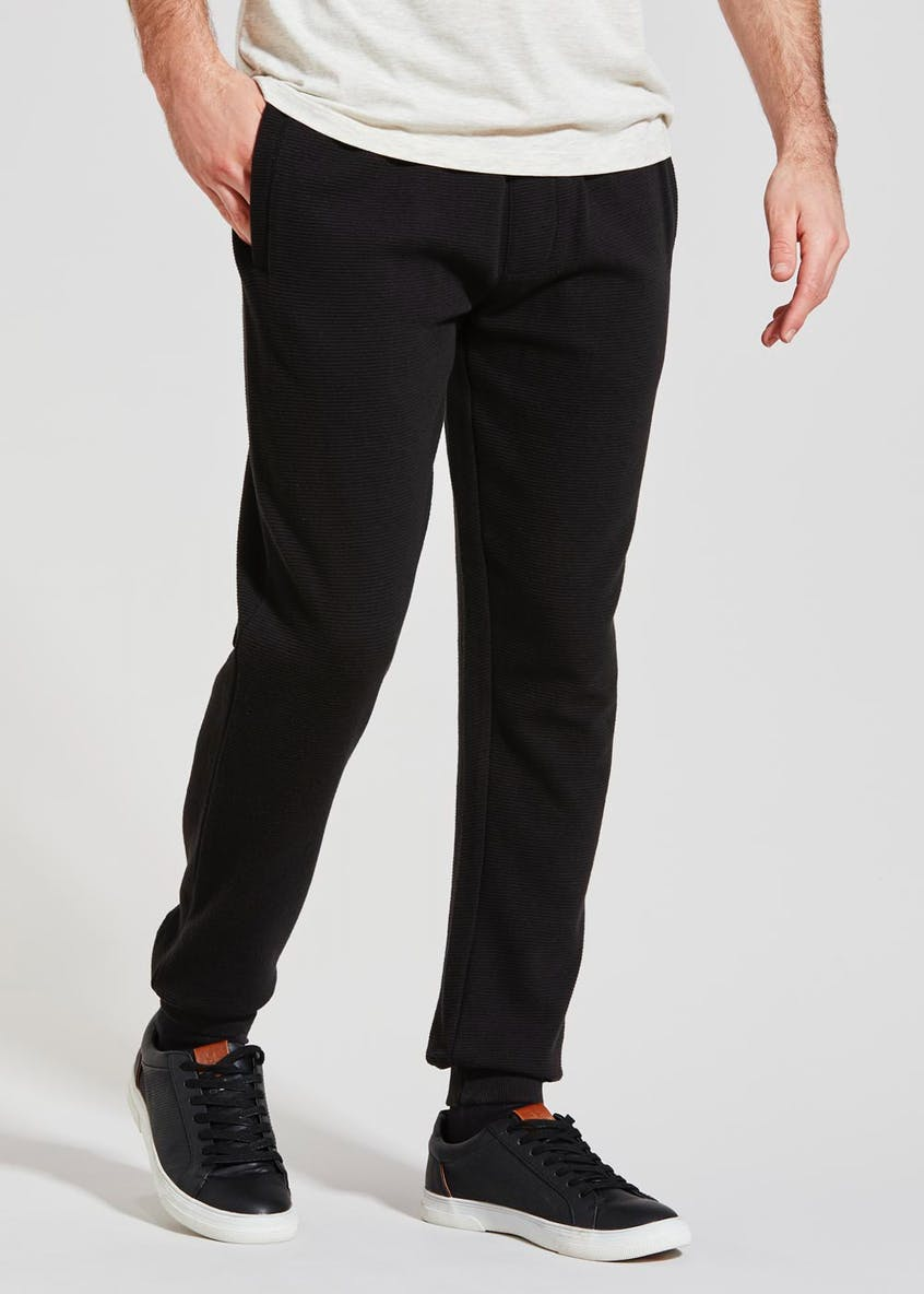 Ottoman Cuffed Jogging Bottoms