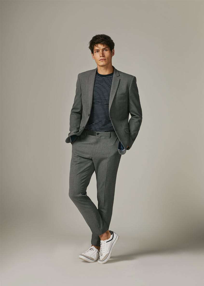 Oakwood Tailored Fit Trousers