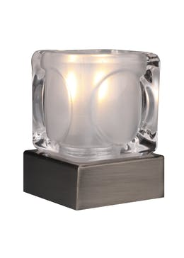 Cube Table Lamp (H10cm x W7cm)