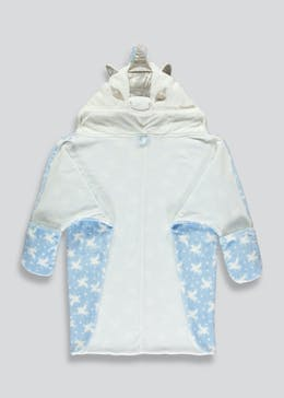 Girls Unicorn Cape Dressing Gown (6-13yrs)