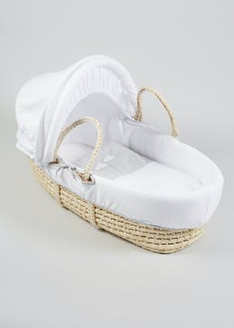 Unisex Cloud Moses Basket (One Size)