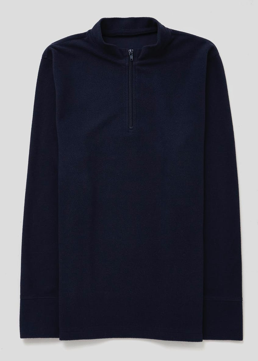 Micro-Fleece Half Zip Top