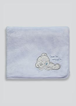 Unisex Tiny Tatty Blanket (One Size)