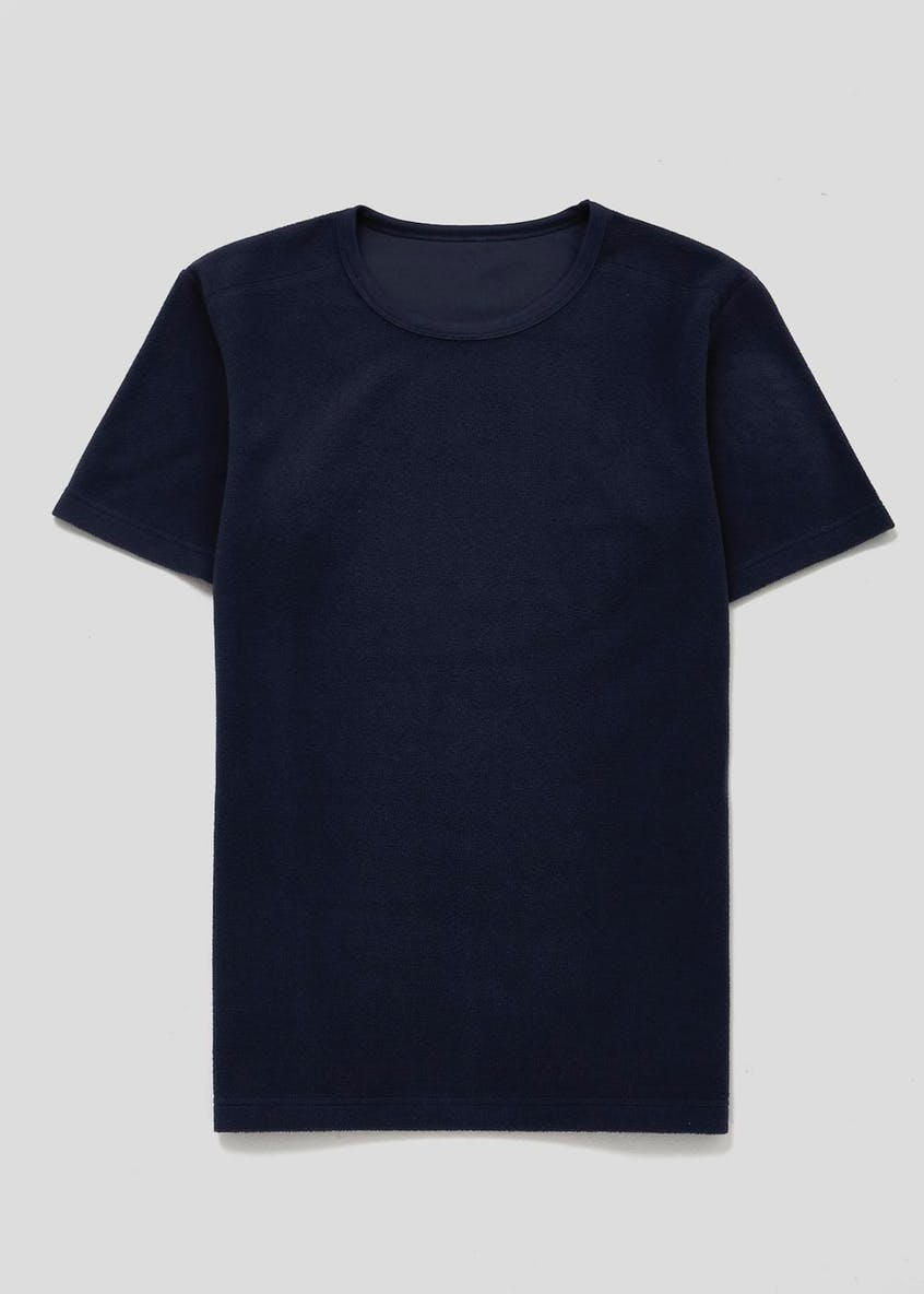 Micro-Fleece Lounge T-Shirt