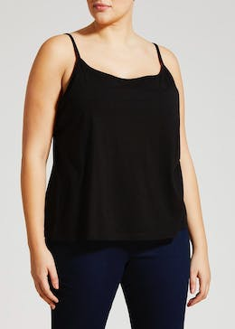 Papaya Curve 2 Pack Basic Camis