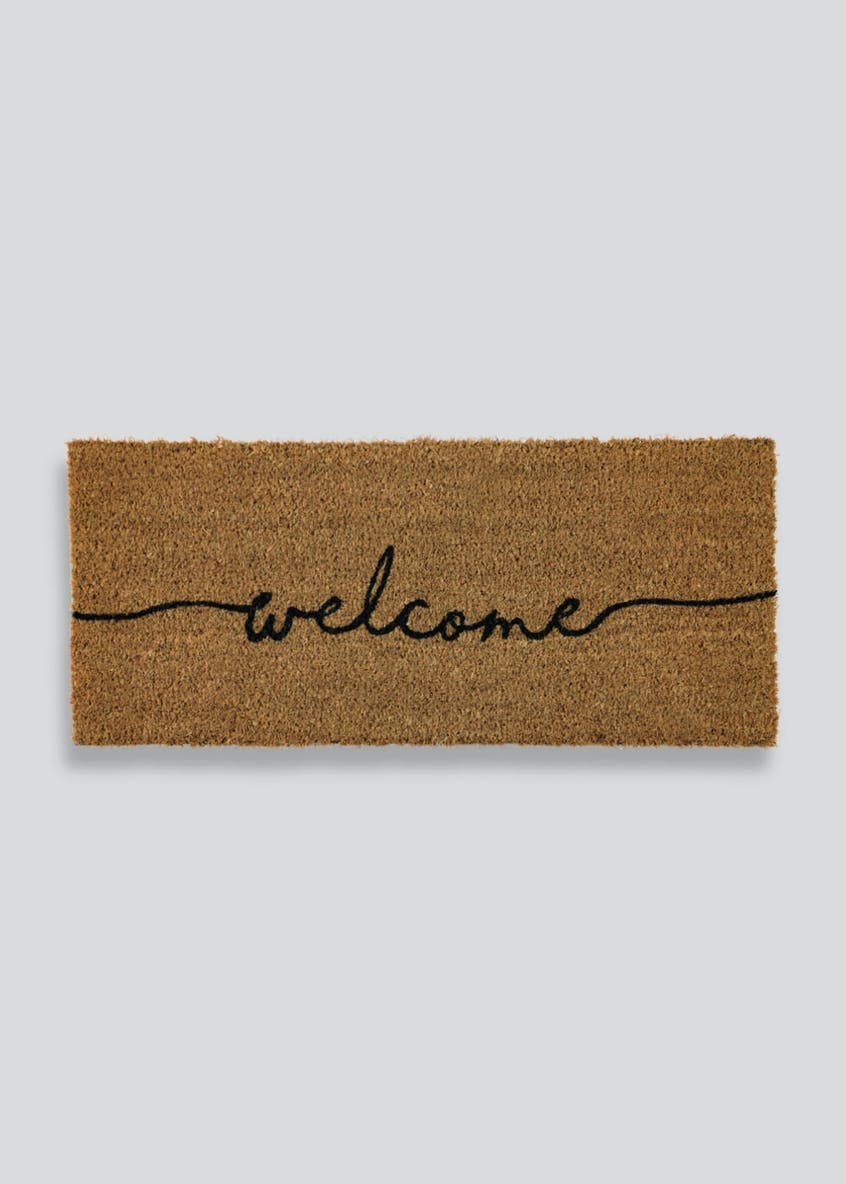 Welcome Doormat (60cmx 40cm)
