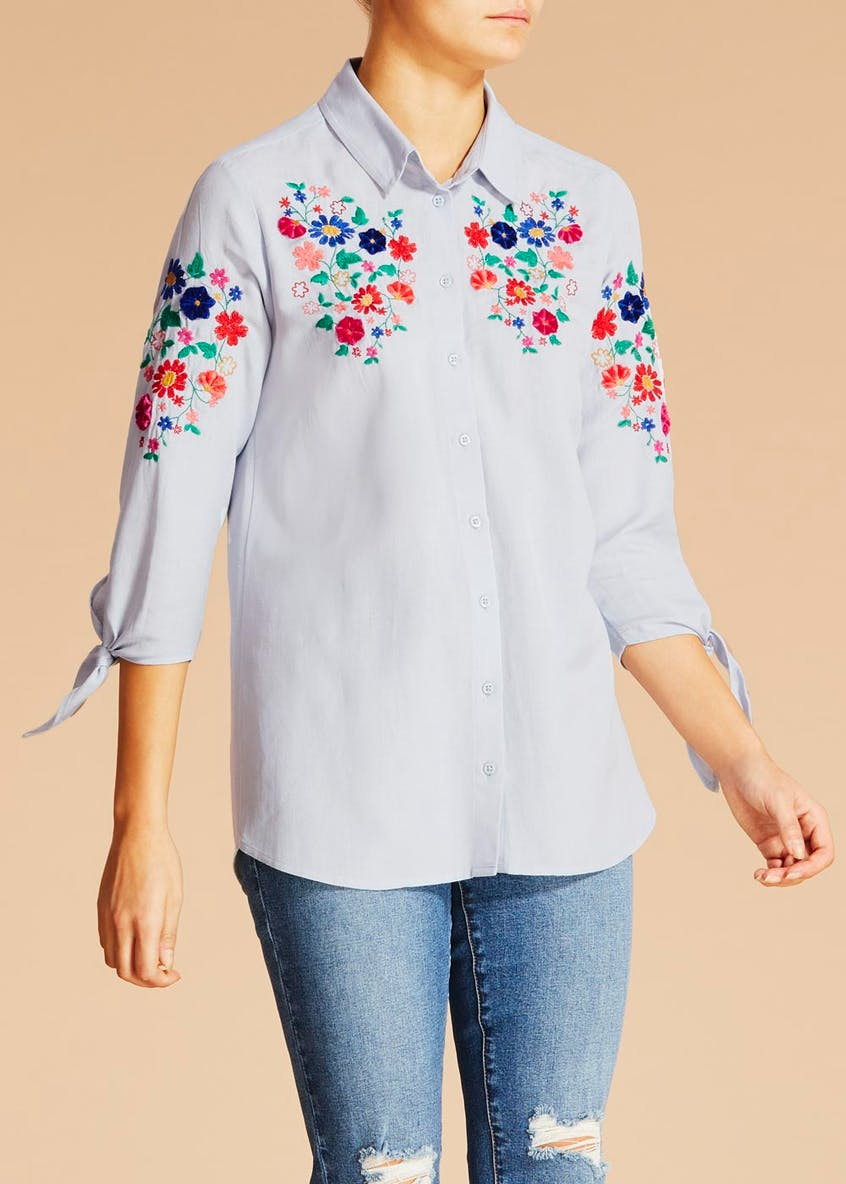Falmer Embroidered Shirt