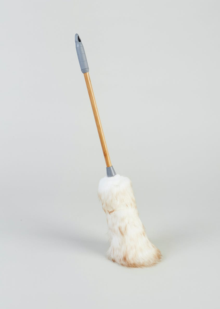 Wooden Handle Duster (69cm)