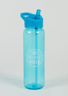 This Might Not Be Water Bottle (24cm x 7cm)