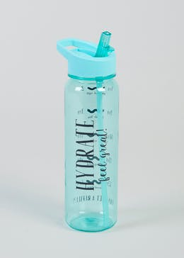Hydrate Tracker Water Bottle (24cm x 7cm)