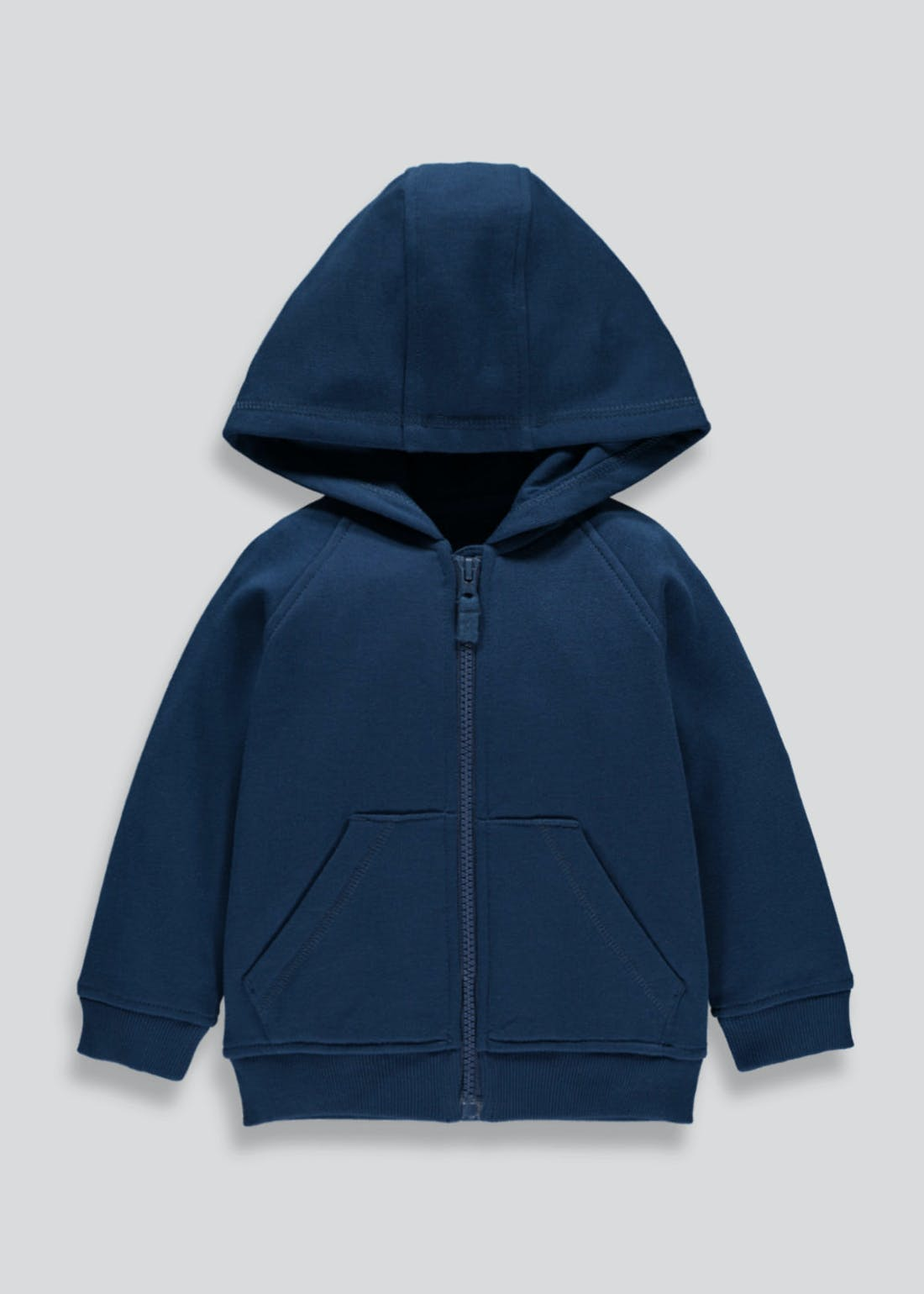 Boys Zip Up Hoodie (9mths-6yrs)