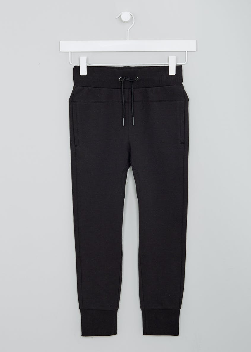 Boys Drop Crotch Jogging Bottoms (4-13yrs)