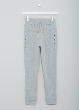 Girls Candy Couture Eyelet Jogging Bottoms (9-16yrs)