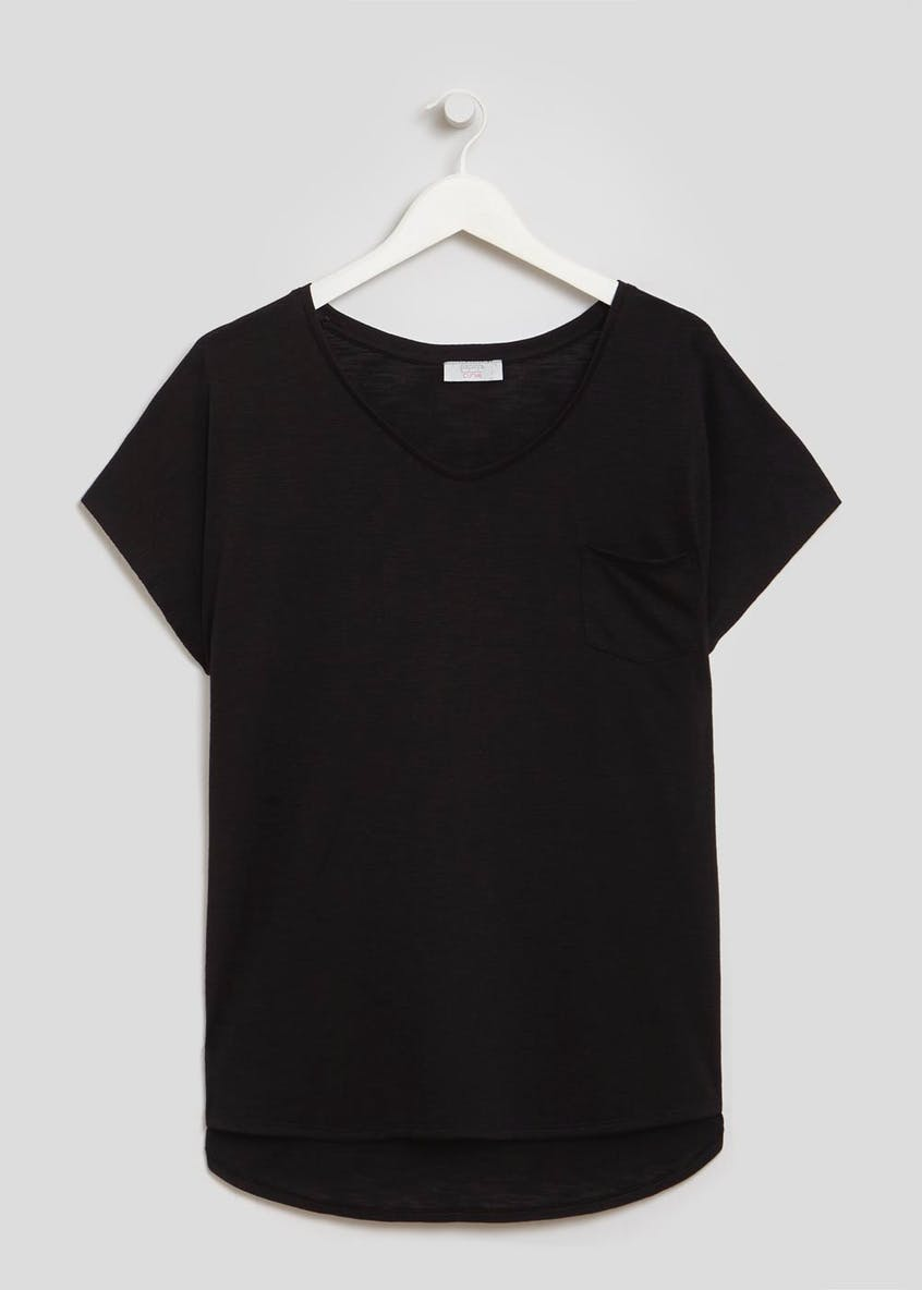 Papaya Curve Short Sleeve T-Shirt