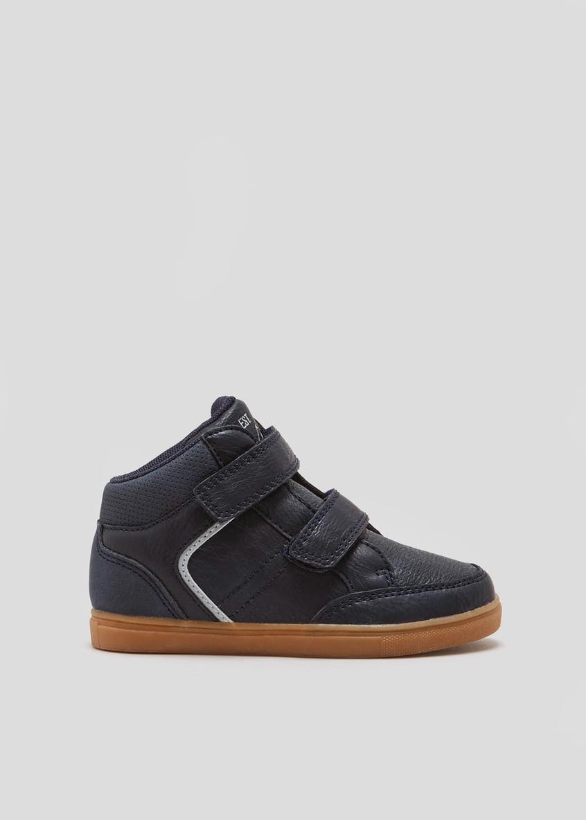 Boys Riptape Hi Tops (Younger 4-12)