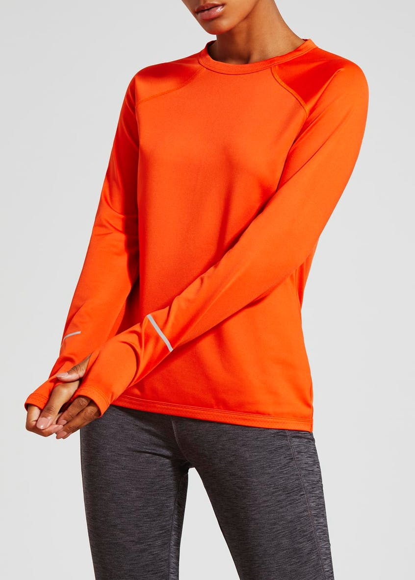 Souluxe Run Long Sleeve Gym Top