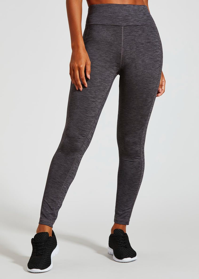 Souluxe Marl Sports Leggings