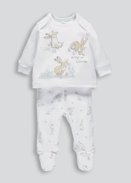 Unisex Guess How Much I Love You Pyjama Set (Tiny Baby-6mths)