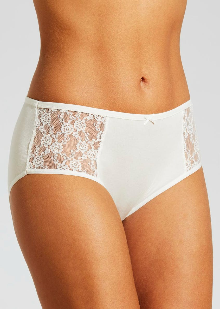3 Pack Super Soft Short Knickers