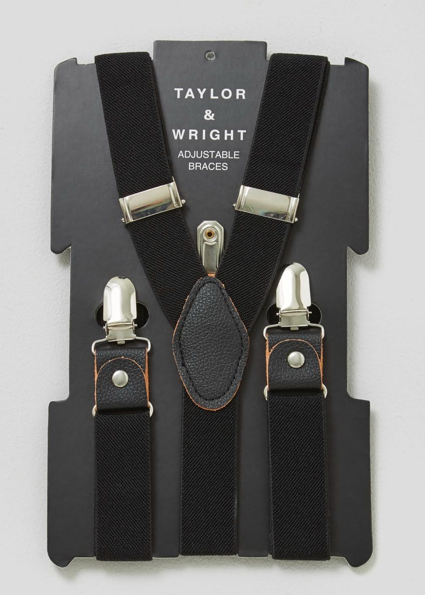 Taylor & Wright Adjustable Braces