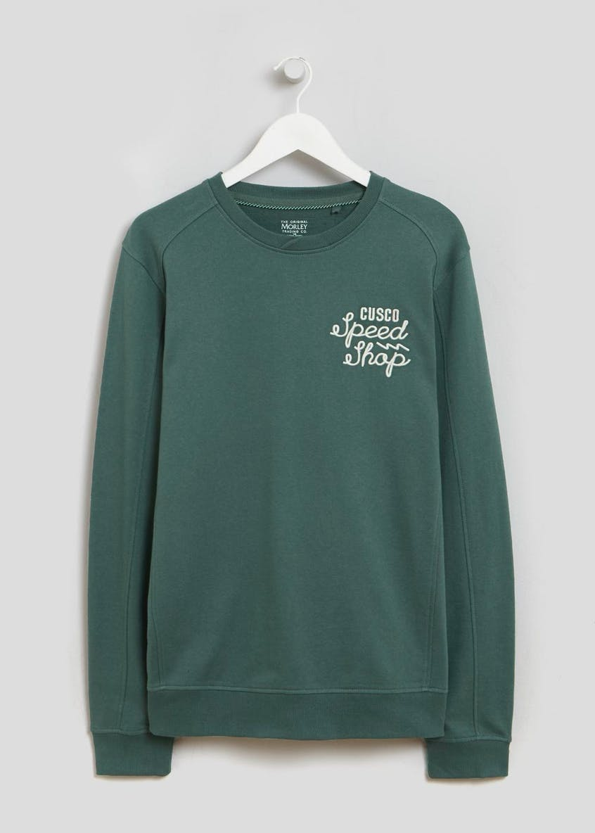 Morley Speed Shop Sweatshirt